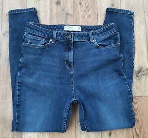 Ladies size 14 R NEXT Flex Super Skinny jeans High Waist 32 leg 26