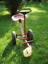 Gravely Walk-Behind Tractor Steering Sulky
