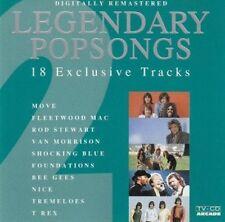 Legendary Pop Songs 2 Fleetwood Mac, Move, Tremeloes, Jewel Akens, Van Mo.. [CD]