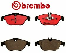 For Mercedes W204 C204 A207 C207 Brake Pad Set Premium Rear 3.5L Brembo P50068N