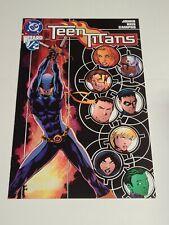 Teen Titans (2003) #1/2 (Aug 2004 Wizard)