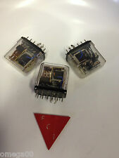 DUNCO RELAYS STRUTHERS DUNN INC 115V 12 PIN Relay 255XCXP