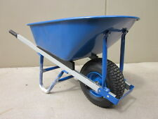 100 L Heavy Duty Wheel Barrow Metal Tray 150KG Loading New builder quality !!!