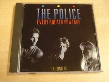 CD / THE POLICE - EVERY BREATH YOU TAKE    THE SINGLES