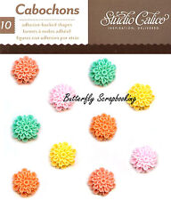 Sundrifter Collection 10 Scrapbooking Cabochons Studio Calico American Craft New