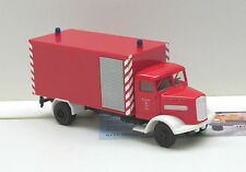115108: MAN F8 Pompieri Dispositivo di auto pompieri Bogalusa