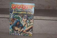 Bedeadult, album n°6, recueil des numéros 19-20-21