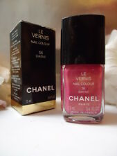 56 SIRENE Rasberry Gold shimmer CHANEL nail Varnish RARE 1990s release New Boxed