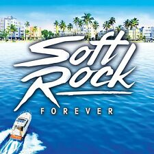 SOFT ROCK FOREVER  - VARIOUS ARTISTS - 3CD SET