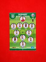 Panini Adrenalyn XL UEFA Euro EM 2020 équipe MATE Nº 205 Serge Gnabry
