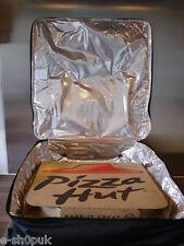 """Bolsa de entrega de pizza, 18"""" X 18"""" X 7"""" bolsas de comida rápida entrega de aislamiento térmico T5"""