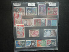 Monaco 1973 (9 sets) (SG 1076-1091) MH