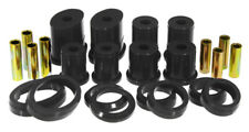 Prothane Rear Lower Oval Control Arm Bushings - Black for 99-04 Ford Mustang