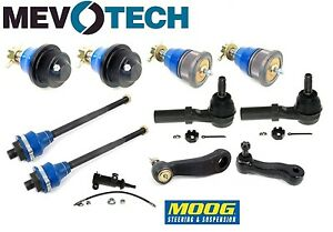 For Moog&Mevotech Front 11 Pcs Suspension Kit for Silverado Sierra 2500HD 01-10