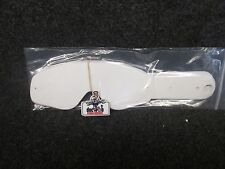 100 pack Tear Offs to fit Oakley Crowbar adult motocross mx goggles TO1012