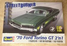Revell 1970 Ford Torino GT 2 'n 1 1/25 model kit 4099