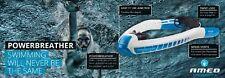 NUOVO Aiuto delle prestazioni Ameo powerbreather Lap Boccaglio per nuotatore ad alte prestazioni