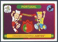 PANINI EURO 2012- #037-PORTUGAL
