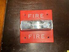 New Listingwheelock Rsswp 2475w Fire Alarm Weatherproof Remote Strobe Red
