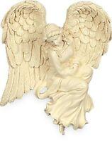NIB SHEILA WOLK WRITTEN IN THE WIND ANGEL FIGURINE #7410