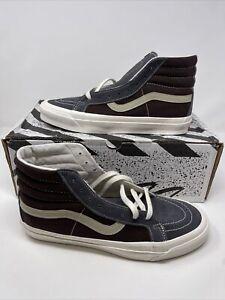 Vans Vault OG SK8-Hi Lx VN0A4BVBXEO Shoes men's us Size 10 NEW