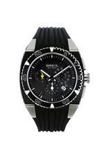 Breil Milano Sport Chronograph BW0536 Analogue Chronograph Plastic Black