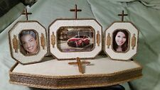 Handcrafted Prison Art 3D picture frame
