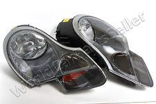Porsche Boxster 986 1999-2004 Headlights Front Lamps PAIR LH+RH OEM