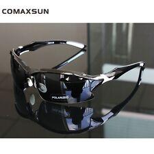 COMAXSUN Polarized Cycling Glasses Bike Goggles Fishing Driving Sunglasses UV400