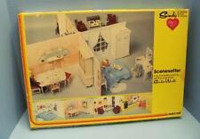 RARE Vintage 1970's Marx's Sindy Scenesetter Dollhouse NIB #1601