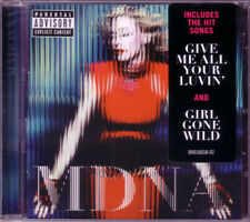 Madonna – MDNA (Album CD Explicit) Interscope Records