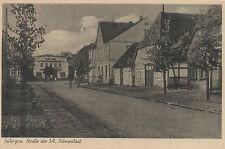 AK - 27232 SULINGEN (Diepholz),Straße der SA,Filmpalast, n.gel.,um 1940 (#21008)