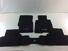 G4900-1NL7Y   Infiniti Q60 IPL Coupe Floor Mat Set  NEW OEM!!   G49001NL7Y