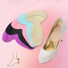 1 Pair Silicone Insert Shoe  Pad Cushion Insoles Protector Foot Feet Shoe Care
