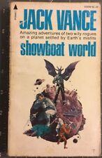 Showboat World Jack Vance Pyramid (V3698) 1975  1st Ed VG-