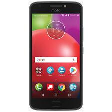 Motorola Moto E (4th Generation) XT1767 16GB Unlocked GSM 8MP Phone  - Black