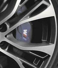 BMW LOGO Brake Calipers STICKER Set of 5 Vinyl Decals