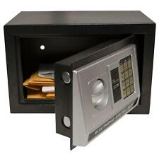 Gun Safe Box Electronic Security Lock Handgun Compact Pistol Vault Storage Case