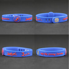 Allen Iverson  Silicon Bracelet Basketball adjustable Wristband Strap