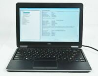 Dell Latitude E7240 Intel Core i7-4600U 2.10GHz 8GB RAM 512GB SSD