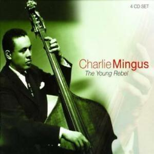 Charles Mingus : The Young Rebel CD 4 discs (2004) ***NEW*** Fast and FREE P & P