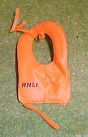 VINTAGE ACTION MAN 40th RNLI R.N.L.I. SEA RESCUE LIFE JACKET