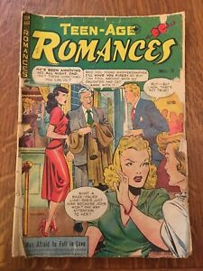 Teen-Age Romances Romance Comic #3 (1949 [?])