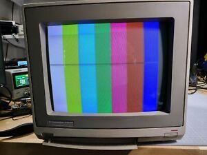Monitor Commodore 1084S-D. RGB Color for Amiga 500 1000 2000 - No reserve