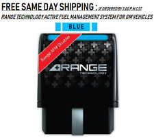 Range Technology Afm Disabler For Gm Vehicles Ra003 (Blue)