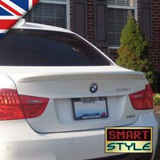 Smartstyle Pu Trasero boot/trunk Spoiler Para Bmw Serie 3 E90 m3/m-tech/sport Estilo