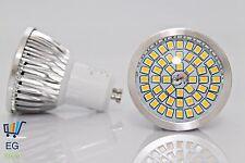 GU10 LED Leuchtmittel SMD 5,5W warmweiss LED Spot Einbaustrahler 220-240V