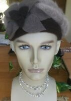 Vintage Necklace Austrian Crystal Aurora Borealis 2 Strand Graduated Bicone AB16