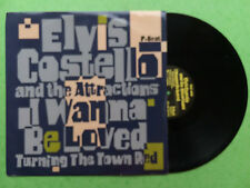 Elvis Costello & The Attractions - I Wanna Be Loved, F-Beat XX35T Ex A1/B1