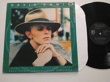 "DAVID BOWIE 12"" JOHN, I'M ONLY DANCING (AGAIN) 1975/1972  1979 RCA PC 9482 UK"